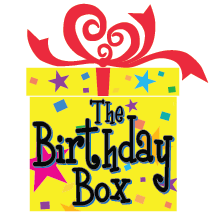 The Birthday Box Mobile Logo