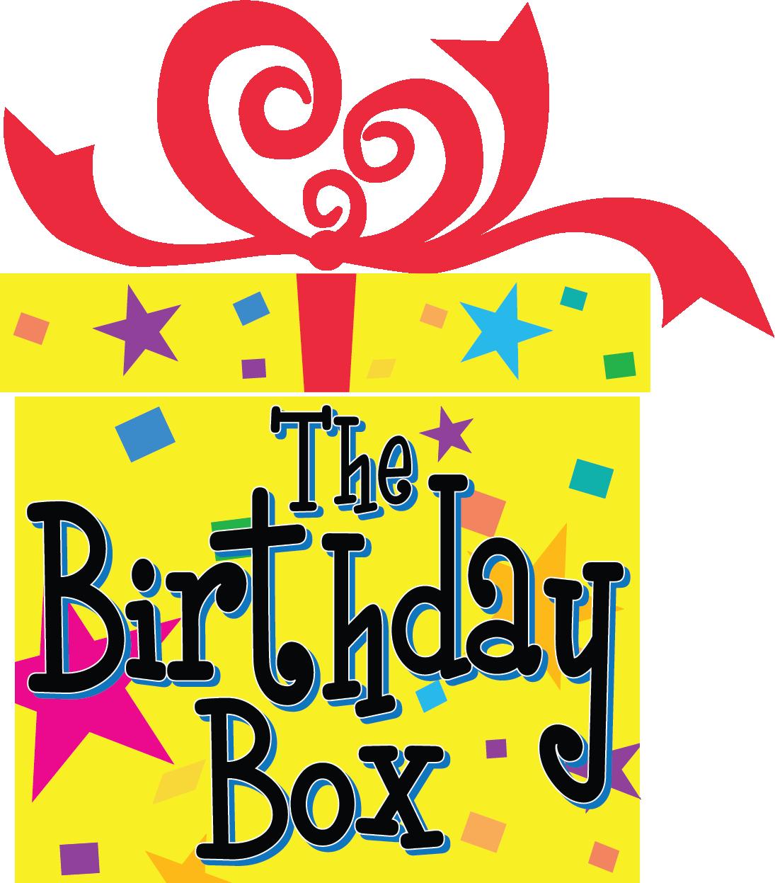 The Birthday Box Retina Logo