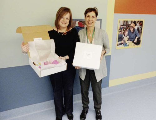 Party in a box- New non-profit helping kids in hospital celebrate their big day
