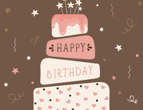 15: The Birthday Box for a Very Happy Birthday Mom